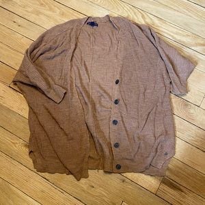 American Eagle short sleeve cardigan
